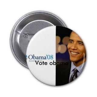 Barack Obama '08 Desktop Wallpaper, Vote oPins