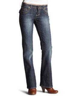 See Thru Soul Juniors' Studded Flap Denim Jeans, Syracuse, 28