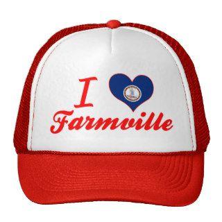 I Love Virginia Hats
