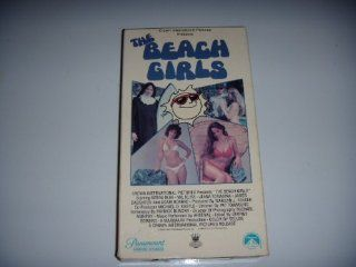 The Beach Girls [VHS] (1982): Debra Blee, Val Kline, Jeana Keough, James Daughton, Adam Roarke, Beans Morocco, Herbie Braha, Mary Jo Catlett, Fern Fitzgerald, Tessa Richarde, Judson Vaughn, George Cheung, Michael D. Murphy, Bud Townsend, George Bowers, Mar
