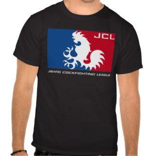 """Jibaro Cockfighting League"" Official Tee"