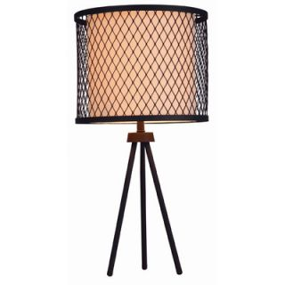 gen lite industrial chic iii table lamp