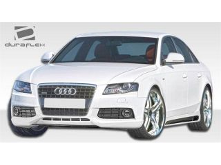 Extreme Dimensions 2009 2012 Audi A4 R 1 Front Lip Spoiler (will not fit S Line models) 107419