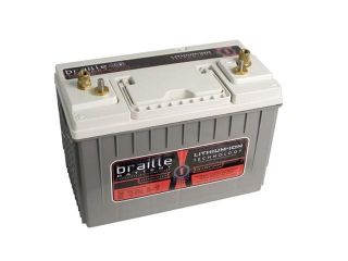 Group 31 Lithium Deep Cycle Battery   Intensity i31D Save up to 50lb!