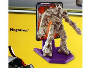 Burger King Transformers 2007 Megatron