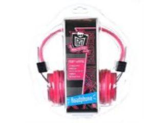 Monster High Plush Headphones