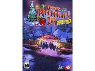 Borderlands 2   Headhunter 3: How Marcus Saved Mercenary Day DLC [Online Game Code]
