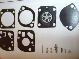 Genuine Zama RB 165 Carburetor Repair Kit for Stihl FS90, SP90 Trimmers   Parts & Accessories