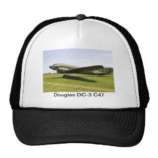 Avión de Dakota del C 47 DC3 Gorro de