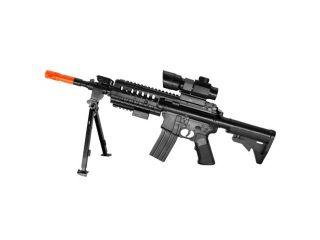 Spring RIS Sniper Rifle Bipod, Scope FPS 200 Airsoft Gun Spring Airsoft Rifle