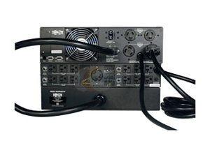 Tripp Lite SU5000RT3U Smart Online 5000 VA 5kVA 7U Rackmount 17 Outlets Expandable Runtime PS