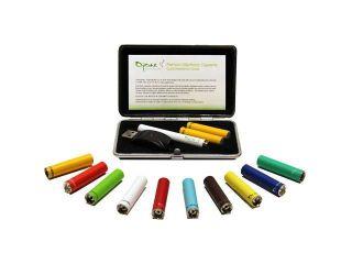 Ozone Smoke E Cigarette Mini Starter Kit, Menthol (Light 6mg)