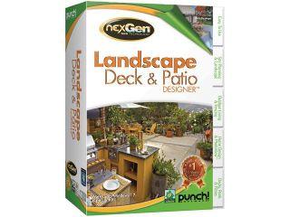 Punch! Software Land Deck Patio Nexgen DSA  Software