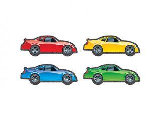 CARSON DELLOSA CD 120117 RACE CARS CUT OUTS