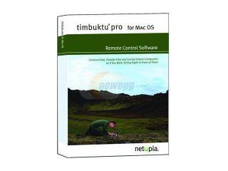 netopia Timbuktu Remote Control Software for mac 2 user  Software