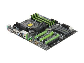 GIGABYTE G1.Sniper LGA 1366 Intel X58 SATA 6Gb/s USB 3.0 ATX Intel Motherboard