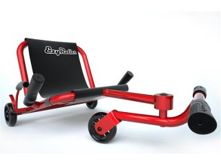 Ezy Roller Ultimate Riding Machine  Red