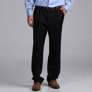 Nautica Mens Navy Herringbone Suit Separate Pants