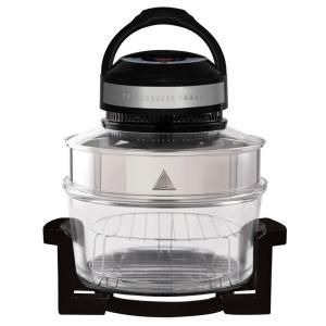 Sharper Image 1300Watt 16 qt. Super Wave Oven   Halogen, Infrared and Convection Technology 8217SI