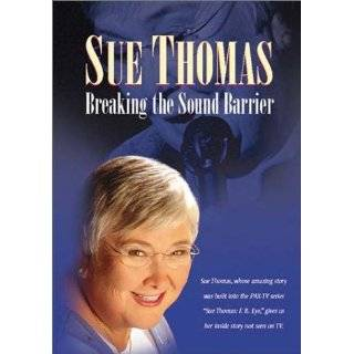 Sue Thomas Breaking the Sound Barrier   DVD