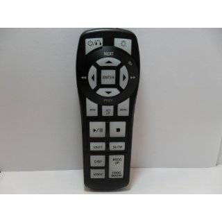 New Dual Channel VES DVD Remote Dodge Chrysler Jeep Automotive