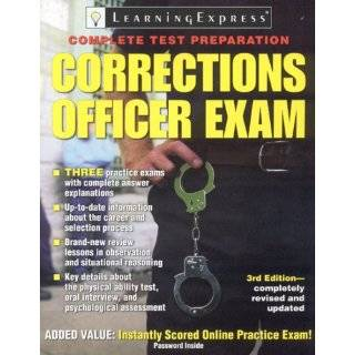 Corrections Officer Exam Secrets Study Guide: Corrections Officer Test