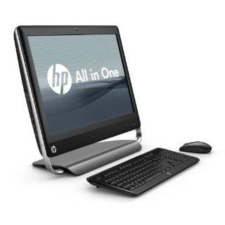 HP Touchsmart 520 1070 Desktop Computer   Black