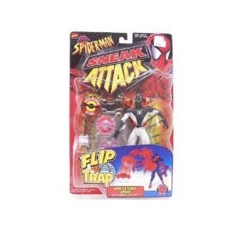 Web Trap Spider Man Figure with Web Trap Accessory Toys