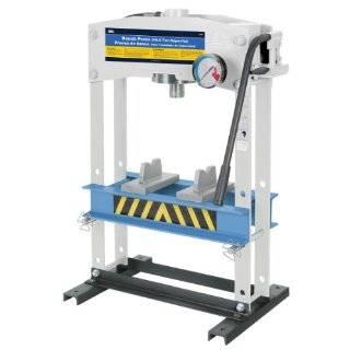 OTC 1833 25 Ton Shop Press with Hand Pump Automotive