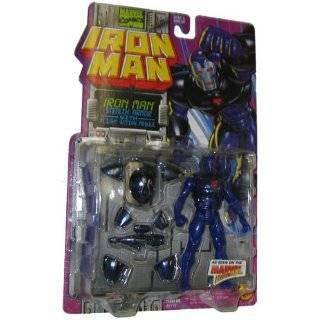 Marvel Comics 1995 Iron Man 5 Inch Action Figure   Iron